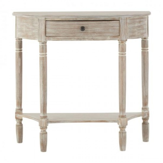 Klaus Winter Console Table 1 Drawer