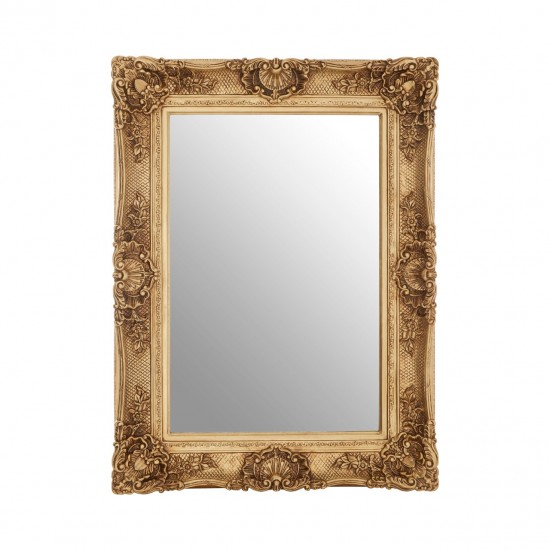 Opera Gold Carved Wall Mirror