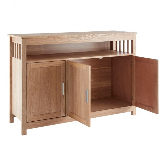 Abram Ash 3 Door Sideboard