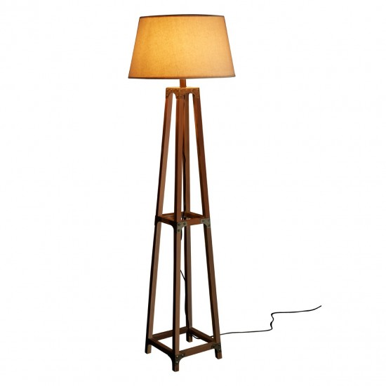 Krone Scandi Floor Lamp