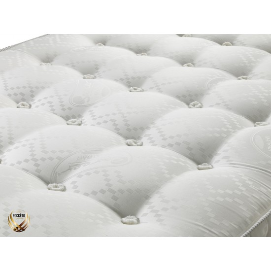 Sareer Pocketo 4000 Pocket Reflex Plus Medium Mattress